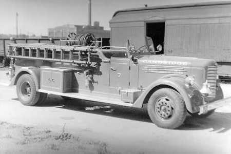 Engine 7's Pump - 1944 Pirsch - 750 gpm