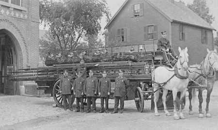 Ladder #4 - 1905