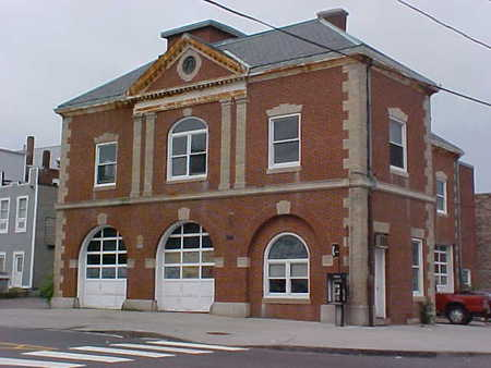Engine Company #3: 35 Third Street was occupied as a fire house from 31 Jan 1896 thru 18 Sep 1978. This building is now used by the City of Cambridge Electrical Department.