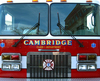 4 of 148: Cambridge Fire Truck - See in 2008 Resident Information Brochure