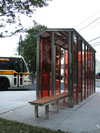 127 of 148: Russell Field Bus Shelter