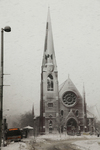 42 of 206: Central Square Church in Winter