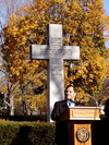 14 of 23: The Honorable Michael A. Sullivan, Mayor of Cambridge, offers the City's remembrance