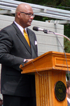 43 of 87: Honorable Kenneth E. Reeves, Mayor, reads the Greetings of the City and introduces guests.