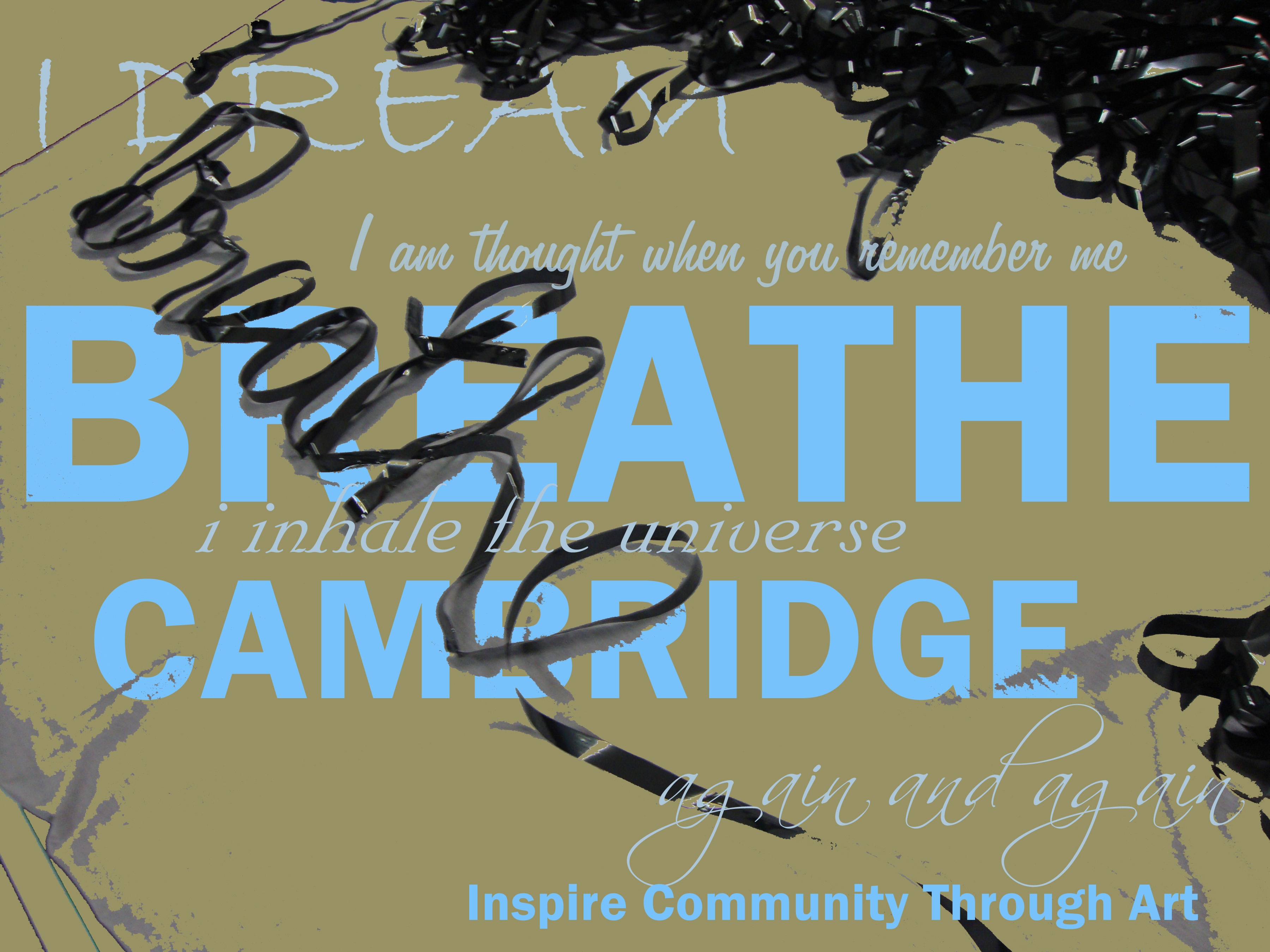 Breathe Cambridge: Installation by the Gately Youth Center