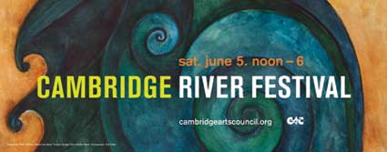 Cambridge River Festival image