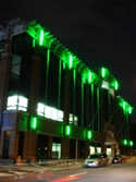 RWH Safety Facility - green light flashing - medical response
