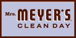 Mrs. Meyers Clean Day