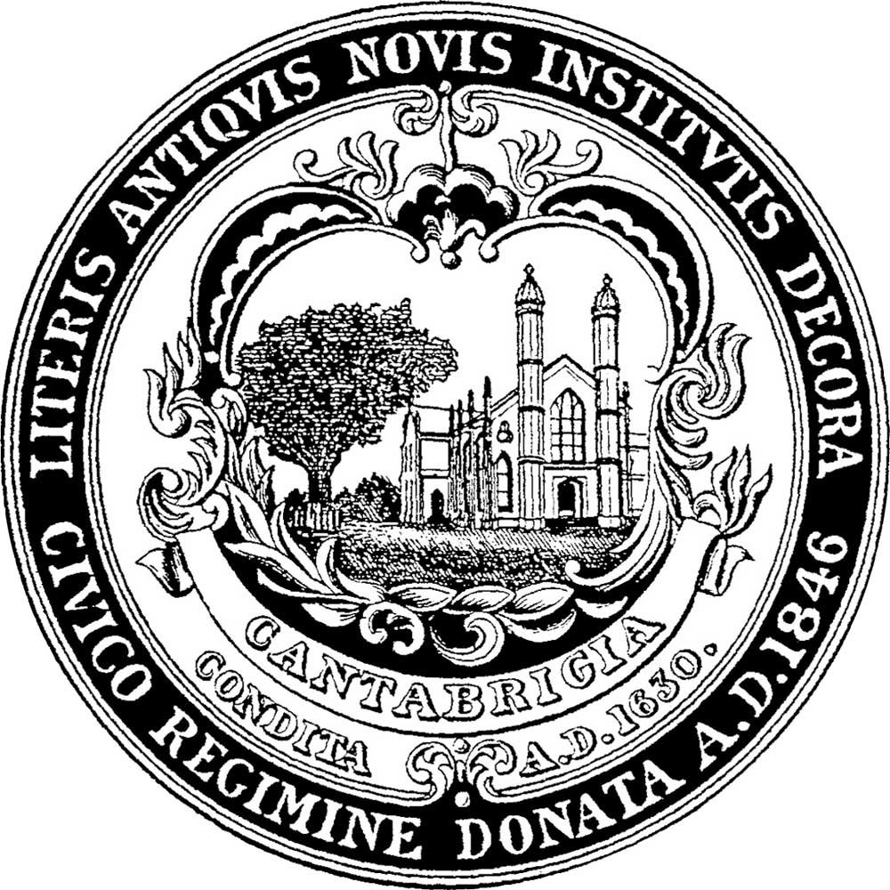 City of Cambridge Seal
