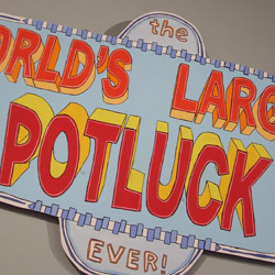 Catherine D'Ignazio: The World's Largest Potluck Ever