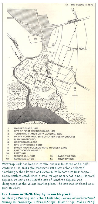 Historical map